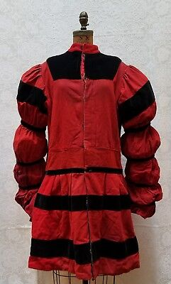 Antique Victorian Coat Theatrical 19th C. Historic Beefeater Provenance London