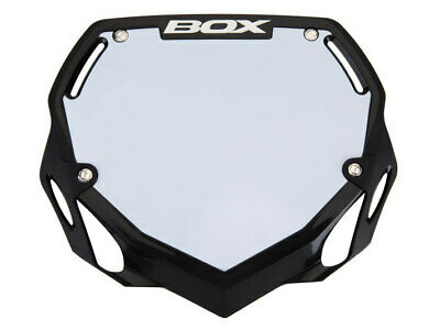 Box Phase 1 Number Plate BMX