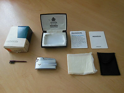 ronson varaflame lighter instructions
