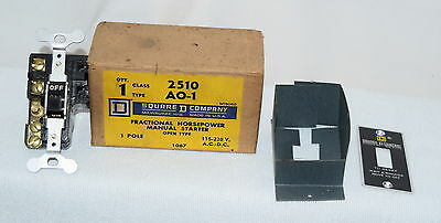Square D Switch 2510 A0-1
