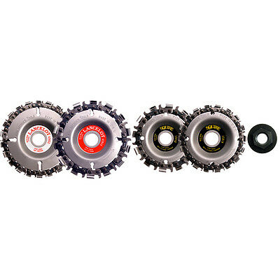 Woodworking All Saw Chain Disc  Starter Kit Plus Universal Nut #20057