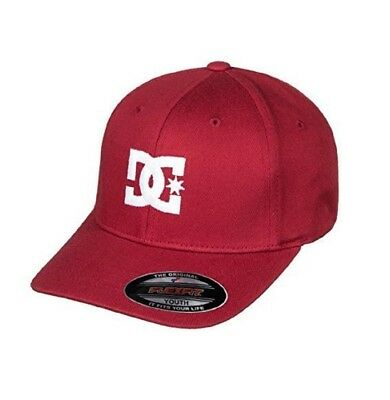 Boys DC Youth (Rio Red) Cap Star 2 Hat