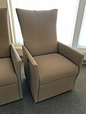 Nemschoff - Capella Adjustable Back Glider Chair - Healthcare Furniture