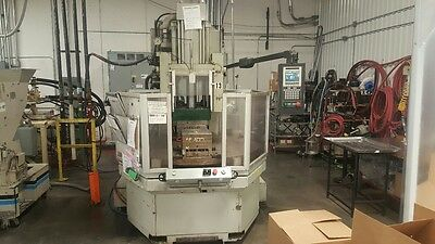 150 Ton Autojector Rotary Vertical injection Molding Machine (I4797)