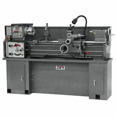 Jet 321102AK Low-Voltage Belt Drive Bench Lathe with CBS-1340A Stand New