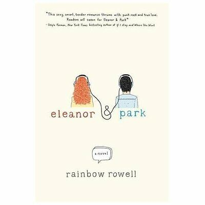 Eleanor and Park by Rainbow Rowell (2013, Hardcover)