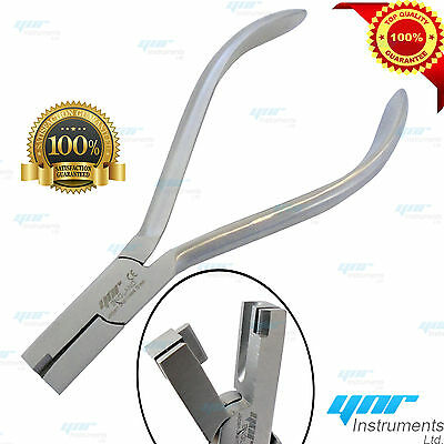 Fixation Retire Enlevant Gamme de Orthodontie Instruments Supplies Ortho Pince