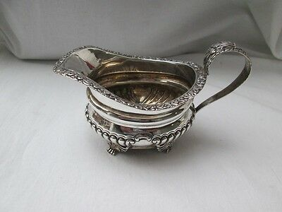 George IV Silver Milk Jug. London 1826.