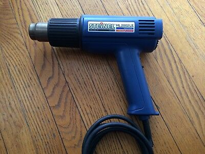 Steinel Hl2002Le 1500W 120-1100F Industrial Heat Gun Serviced Power Switch