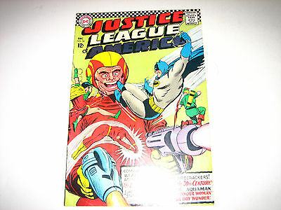 Justice League of America #50 vG/F DC Comics