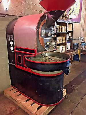 Probat L12 Coffee Roasting Machine & Afterburner