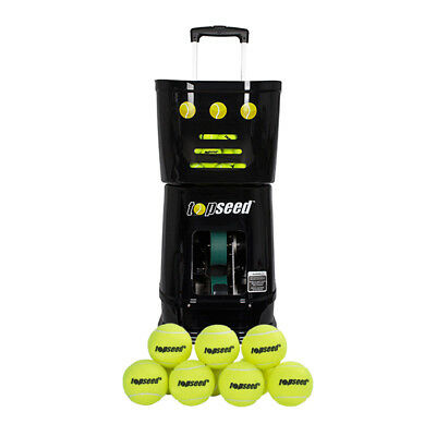 Topseed PRO Tennis Ball Machine +72 TopSeed Pressureless Balls