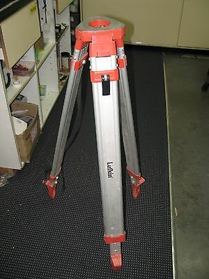 Lufkin TRIFH Tripod - Quick Clamp Flat Head