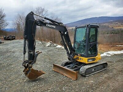 2010 Bobcat T320 Track Skid Steer Fully Loaded Steel Track Forestry Mulcher!
