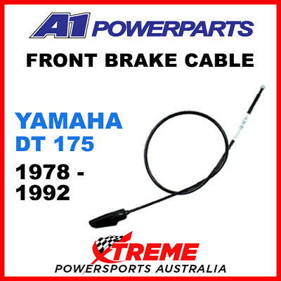 A1 Powersports Yamaha DT175 DT 175 1978-1992 Front Brake Cable 51-18G-30