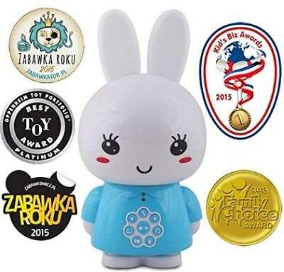 Alilo Honey Bunny Edutainment toy, songs and stories MP3 player baby toy BLUE