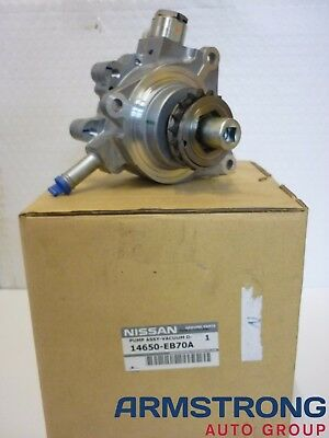 New Genuine Nissan Vacuum Pump Thai Navara D40 D22 14650-EB70A