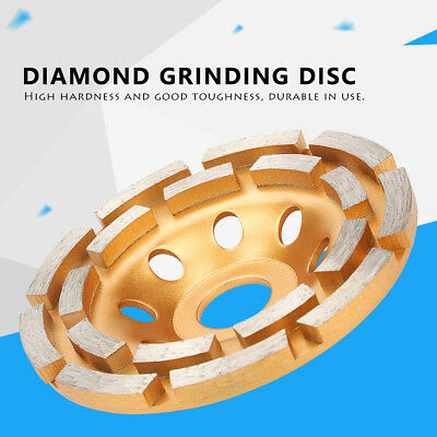 115/125/180mm Diamond Grinding Wheel Disc Bowl Cup Inner Hole Stone for Building