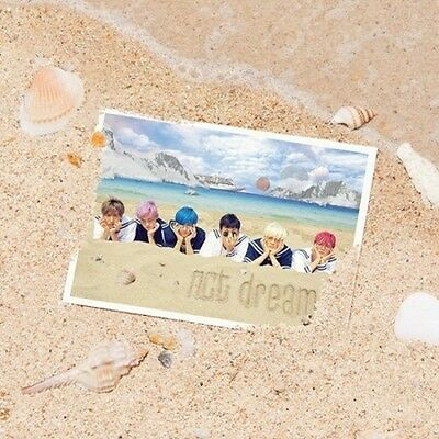 NCT Dream-[We Young]1st Mini Album CD+72p Booklet+1p PhotoCard+Gift K-POP Sealed