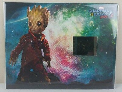 Guardians of the Galaxy 2 Premier Film Cell - Bam Box Exclusive - Drax & Nebula