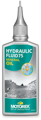 Motorex Hydraulic Fluid 75 Mineral Oil 100 mL 05 03-6791 980064