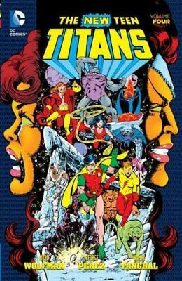 New Teen Titans TP Vol 4 by Marv Wolfman 9781401260859 (Paperback, 2016)