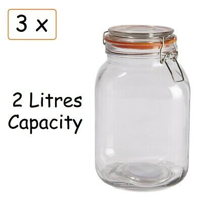 30 Piece Pantry Storage Set Food Containers Bin Canister Kitchen Organizer Jar