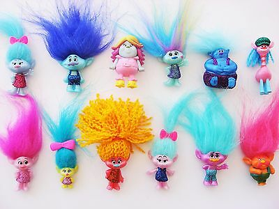TROLLS BLIND BAGS - Series 6 - Choose your Figures! - Max 90p UK P&P! - Glitter