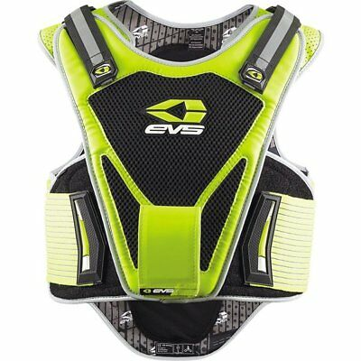 EVS Sports Sport Hi-Viz Protection Vest Motorcycle Protection