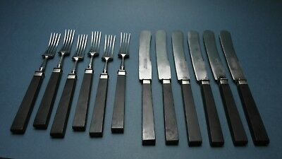 Knife old altes Messer solingen Zwilling Henckels 1900 cutlery besteck buckels