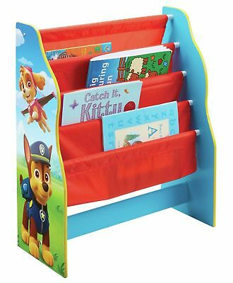 Paw Patrol Sling Bookcase - Blue. From the Official Argos Shop on ebay