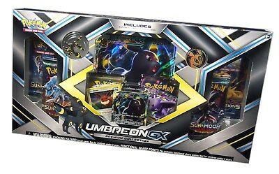 Pokemon TCG, Umbreon Gx Box Premium Collection, New & Sealed
