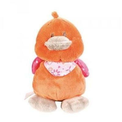 NOUKIE'S peluche/doudou COLLECTION IRIS & BABETTE NEUF