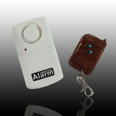 Remote Control+Wireless Magnetic Sensor Door Window Entry Safety Burglar Alarm
