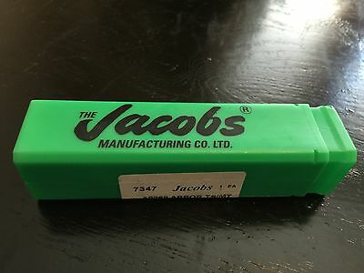 JACOBS 7347 Morse Taper #2 to 5/8-16 Mount Arbor