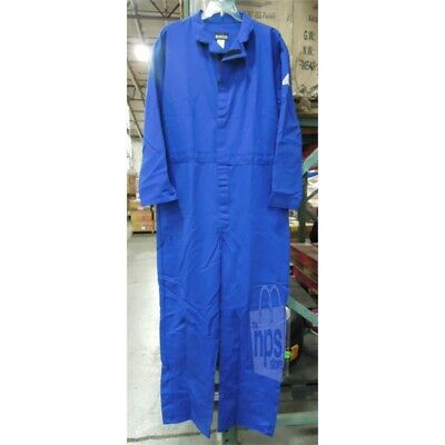 Bulwark CECGRBB EXCEL FR Fire Resistant Classic Overalls Blue 46 Long New