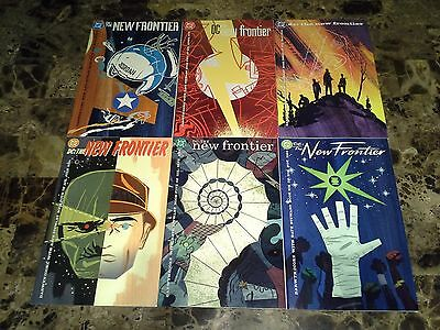 New Frontier 1 2 3 4 5 6 1-6 NM/M 9.8 High Grade Complete Set