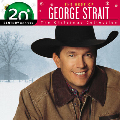 The Best of GEORGE STRAIT - The Christmas Collection CD