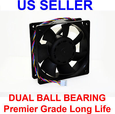 Replacement Bitmain Heavy Duty Fan for Antminer S3, S5, S5+, S7, S9