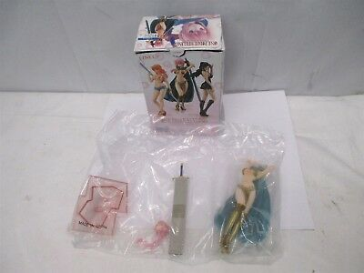 "Bandai One Piece Styling Girls Selection Rebecca 5.5"" Tall ABS PVC Anime Figure"