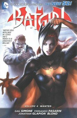 Batgirl Volume 4: Wanted TP (The New 52) by Gail Simone 9781401250409