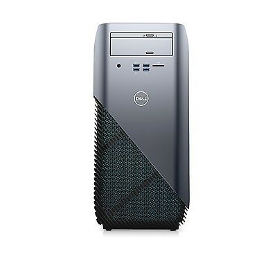 Dell New Inspiron Gaming PC Desktop AMD Ryzen 7 8GB RAM 256GB SSD AMD RX 580 8GB