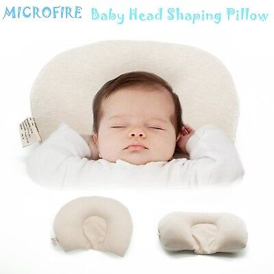 Newborn Baby Head Shaping Pillow Prevent Plagiocephaly or Flat Head Syndrome ...