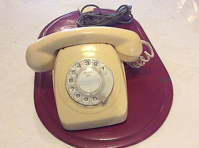 Vintage Retro Dial Home Phone