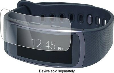 ZAGG InvisibleShield HD Screen Protector for Samsung Gear Fit2, Transparent