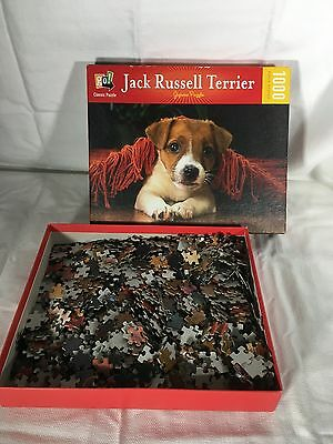 Jack Russell Terrier 1000 Piece Puzzle