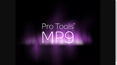 Pro Tools MP 9 iLok licence save $ on Pro Tools 12 purchase