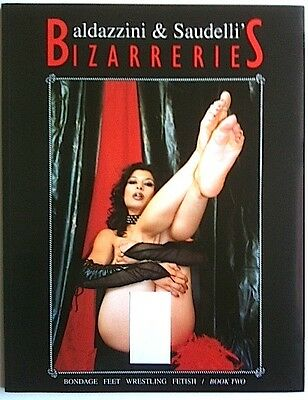 BALDAZZINI & SAUDELLI'S BIZARRERIES - Book two - Glittering Images 2002 - TBE