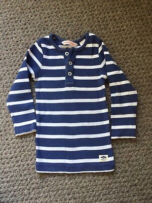 Country Road Baby Boy Henley T Shirt - 3-6 Months