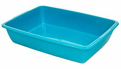 39693T 396937 Teal Cat Litter Tray 0076